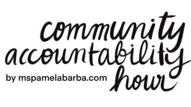 community accountability hour